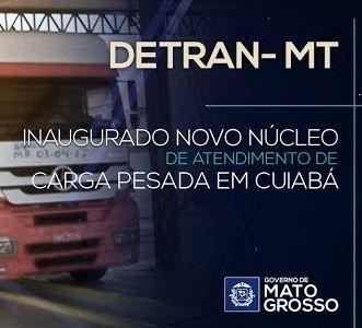 Detran Cuiabá MT / Licenciamento de Veículos e Serviços
